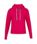 Babolat Kids' Exercise Hooded Tennis Training Sweatshirt (Red Rose) - Tennis Gift Ideas for Junior Players