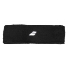 Babolat Cotton Headband (Black) - Babolat Headbands & Wristbands