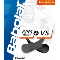 Babolat Hybrid RPM Blast 17g/ VS Gut 16g (Set)