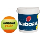 Babolat Kids Tennis Ball (36 Ball Bucket) - Tennis Balls