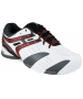 Babolat Men's V-Pro All Court Shoes (Wht/ Blk/ Red) - Lightweight Tennis Shoes