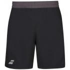 Babolat Men's Play Tennis Shorts (Black/Black) -