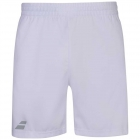 Babolat Men's Play Tennis Shorts (White/White) -