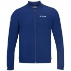 Babolat Men's Play Tennis Training Jacket (Estate Blue) - Bloq-UV Men's Tennis Apparel
