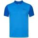 Babolat Boy's Play Tennis Polo (Blue Aster) -