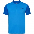 Babolat Men's Play Tennis Polo (Blue Aster) - Enjoy Free FedEx 2-Day Shipping on Select Men's Apparel