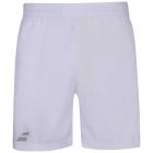 Babolat Boy's Play Tennis Short (White/White) -