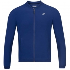 Babolat Women's Play Tennis Training Jacket (Estate Blue) - Women's Jackets