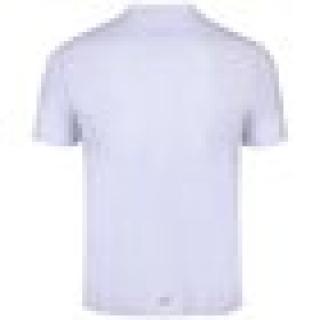 Babolat Boy's Play Tennis Polo (White/White)