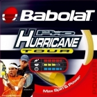 Babolat Pro Hurricane Tour 17G (Set) - Tennis String Type