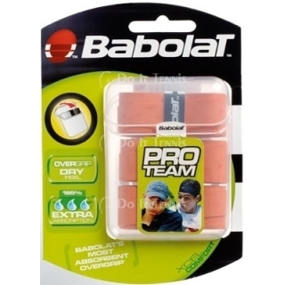 Babolat Pro Team Overgrip 3-Pack