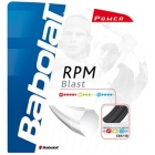 Babolat RPM Blast 18g Tennis String (Black) -