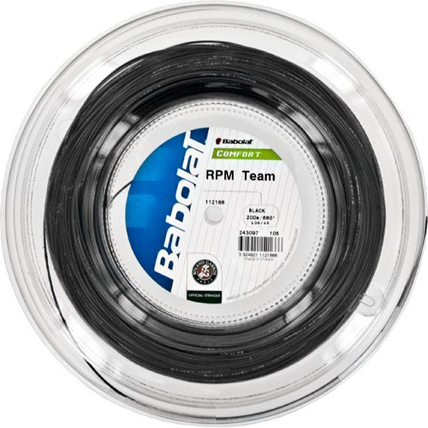 Babolat RPM Team 16g Tennis String (Reel)
