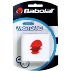 Babolat Single Wristband - Babolat Headbands & Writsbands Tennis Apparel