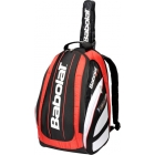 Babolat Team Backpack (Red/ Black) - Babolat Team Tennis Bags