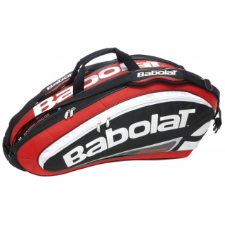 Babolat Team Racquet Holder x9 (Red/ Black)