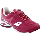 Babolat Women's Propulse BPM All Court Tennis Shoes (Pink/ White/ Black) - Men's Tennis Shoes