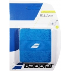 Babolat Wristband (Blue) - Tennis Apparel Brands