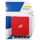 Babolat Wristband (Red) - Tennis Apparel Brands