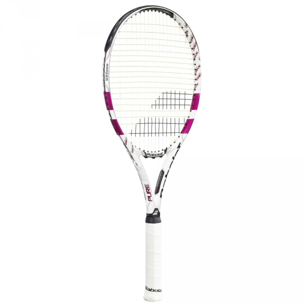 Babolat pure drive lite pink tennis racquet from do it tennis - Babolat pure drive lite tennis racquet ...