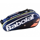 Babolat Pure Aero French Open Racquet Holder 6-Pack - Babolat Pure Tennis Bags