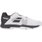 Babolat Men's SFX 3 All Court Tennis Shoes (Black/Silver) - Performance Tennis Shoes