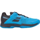 Babolat Men's SFX 3 All Court Tennis Shoes (Diva Blue/Black) - Performance Tennis Shoes