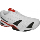 Babolat Men's SFX Shoes (White/ Red) - New Babolat Arrivals