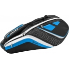 Babolat Team Racquet Holder x3 (Black/Blue) - Tennis Bag Brands