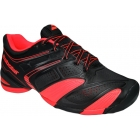 Babolat Men's V-Pro 2 All Court Tennis Shoes (Black/ Red) - Lightweight Tennis Shoes