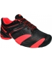 Babolat Men's V-Pro 2 All Court Tennis Shoes (Black/ Red) - Tennis Shoes Sale