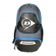 Dunlop Performance Tennis Backpack (Black/Blue) - 9 and 12+ Racquet Tennis Bags