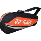 Yonex Sport Series 3-Pack Racquet Bag (Orange) - New Yonex Racquets, Bags, Shoes