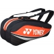 Yonex Sport Bag 6 Pack (Orange) - Tennis Racquet Bags