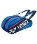 Yonex Tournament Basic 6-Pack Racquet Bag (Blue) - New Yonex Racquets, Bags, Shoes