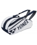 Yonex Tournament Basic 6-Pack Racquet Bag (White) - New Yonex Racquets, Bags, Shoes