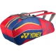 Yonex Sport Bag 6 Pack (Red/Blue) - Tennis Racquet Bags