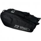 Yonex Pro Racquet 9 Pack Tennis Bag (Black) -