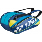 Yonex Pro 6-Pack Racquet Bag (Blue) - Brands