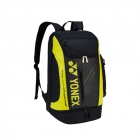 Yonex Pro Series Backpack (Black/Lime) - Tennis Racquet Bags