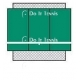 Bakko Economy Flat Series Backboard 8' x 12' - Bakko Tennis Equipment
