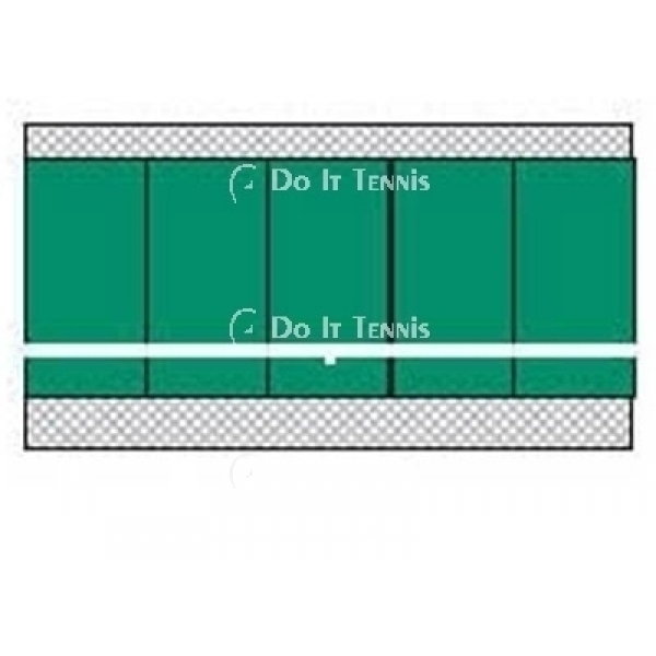 Bakko Economy Flat Series Backboard 8' x 20'