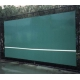 Bakko Slimline Flat Series Backboard 8' x 16' - Bakko Tennis Equipment