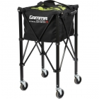 Gamma EZ Travel Cart Pro 250 Tennis Ballhopper - Gamma Tennis Ballhoppers