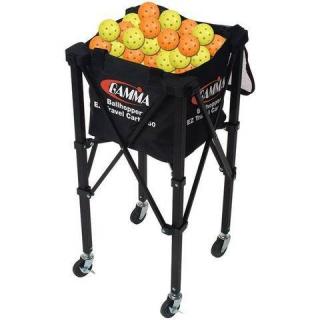 Gamma EZ Travel Cart 150 Tennis Ballhopper