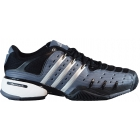 Adidas Barricade V Mens Tennis Shoes (Grey/ Black/ White) - Tennis Shoe Guarantee
