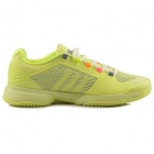 Adidas Women's Barricade 2015 Tennis Shoes (Lime Green) - Performance Tennis Shoes
