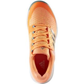 Zapatillas de (Naranja de tenis Adidas adidas Adizero Ubersonic 2 para mujer Adidas (Naranja/ plateado resplandeciente) cfeb434 - generiskmedicin.website