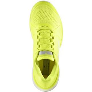 cbc04f8b5bd Adidas Women s aSMC Barricade Boost 2017 Tennis Shoe (Yellow White ...