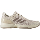 Adidas Women's Adizero Ubersonic 2 Art Nouveau Tennis Shoe (Chalk White) - Promotions